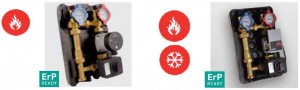 Συγκρότημα κυκλοφορητών με ρυθμιζόμενη θερμοκρασία
